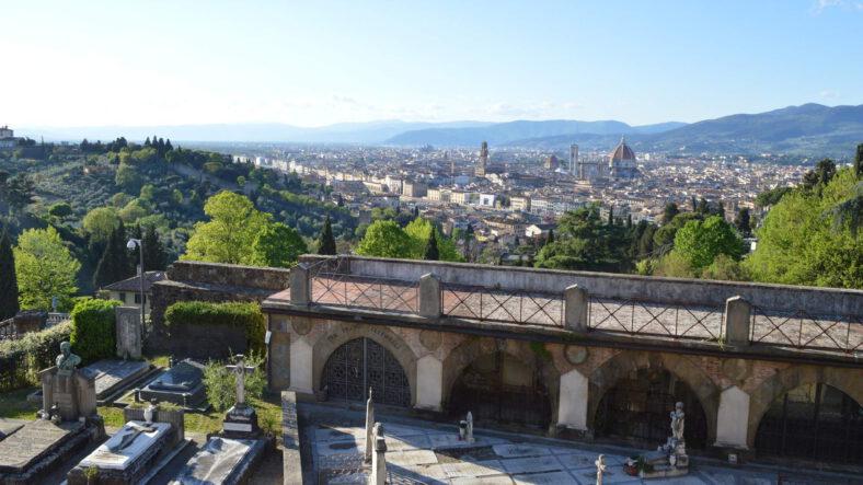 Florencie průvodce co vidět + Památky, počasí, mapa