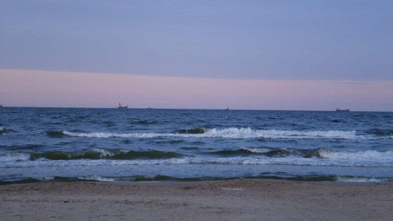 The Baltic Sea has its charm