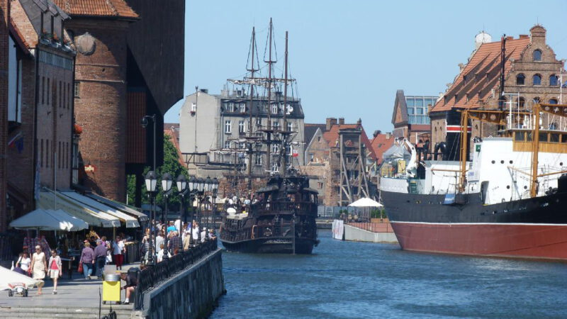 Historic ships are an impressive attraction