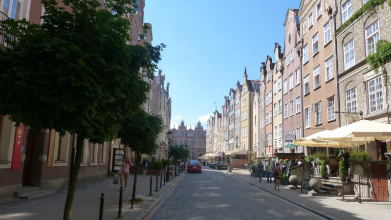 Gdansk is a truly amazing city
