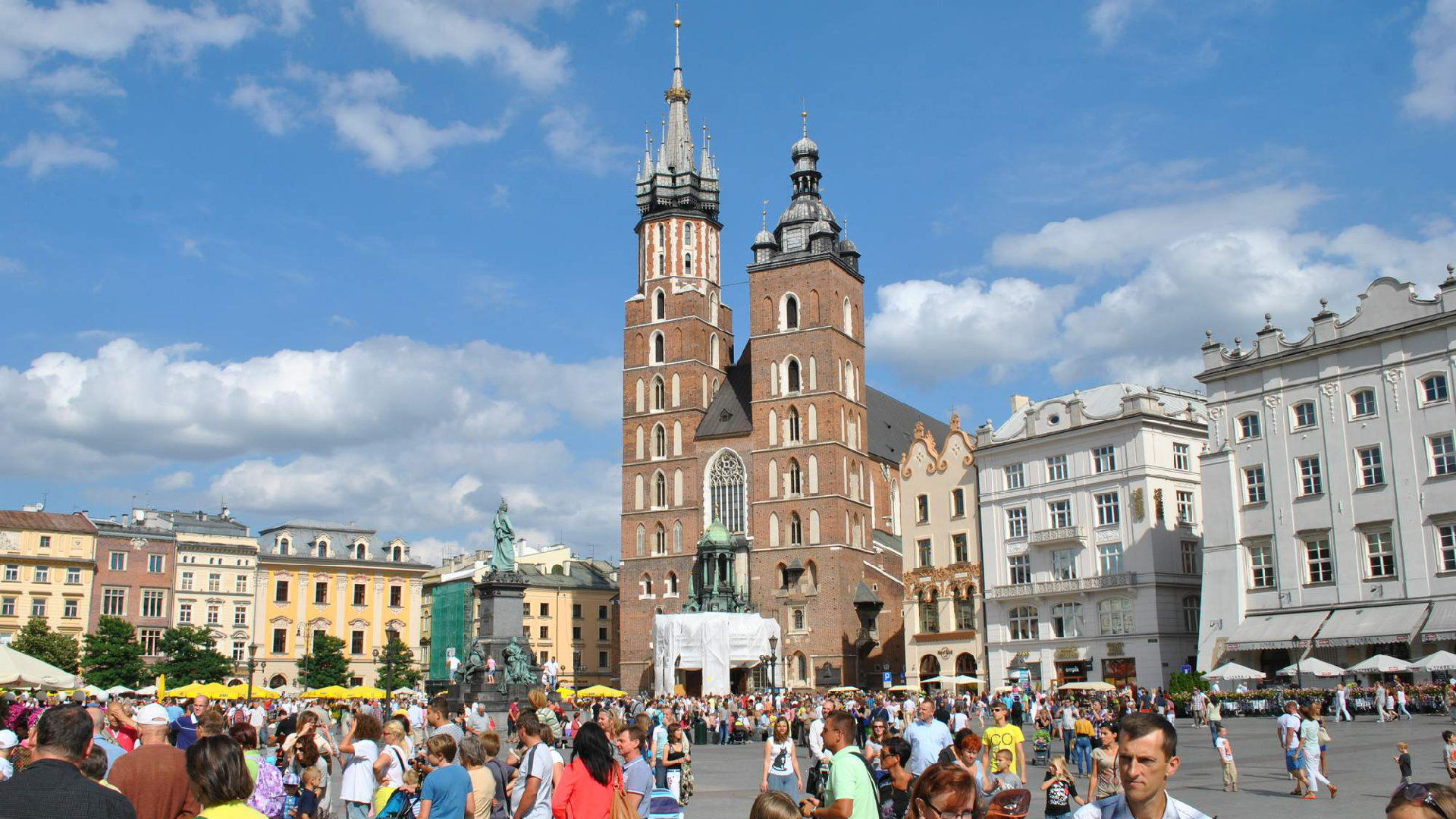 Krakov v Polsku – Památky, tipy, osobní průvodce