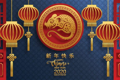 Nový lunární rok - Čínský nový rok