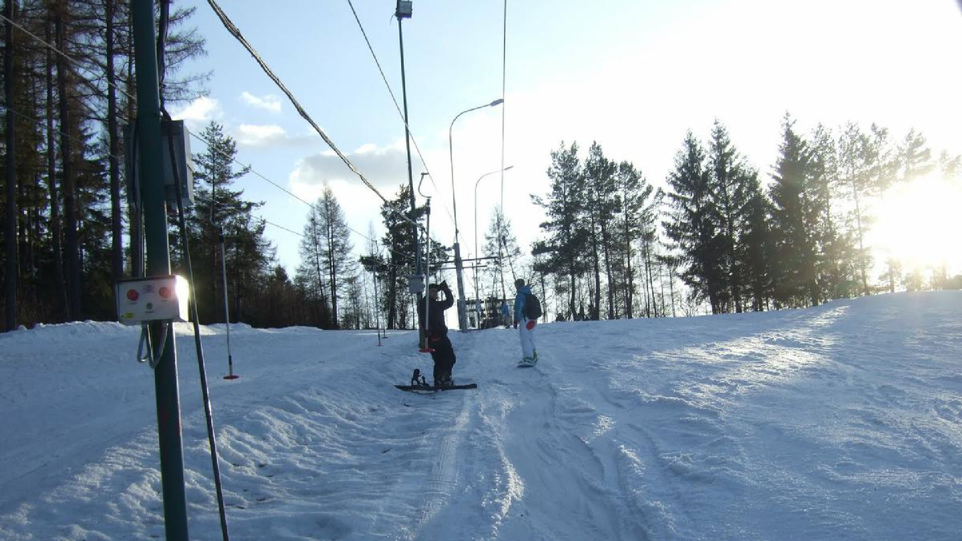 Ski park Filipov – Webkamera, ceník, průvodce