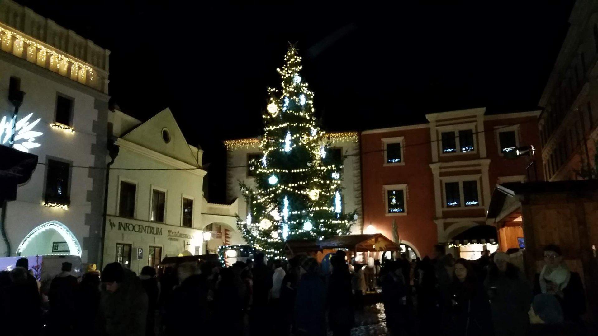 Vánoční trhy Český Krumlov 2019 – Program a moje tipy