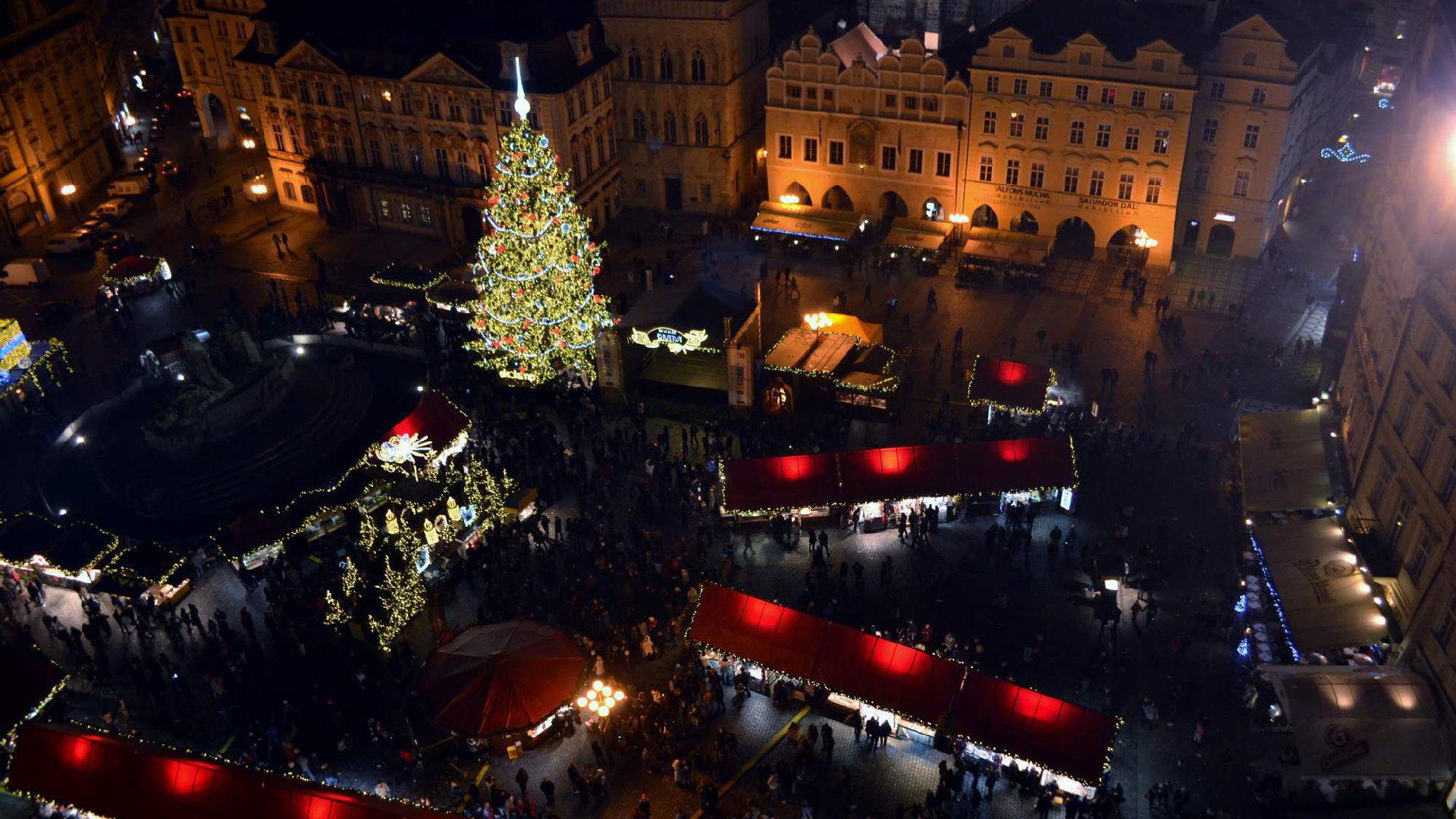 Vánoční trhy Staroměstské náměstí 2019 – Program, tipy