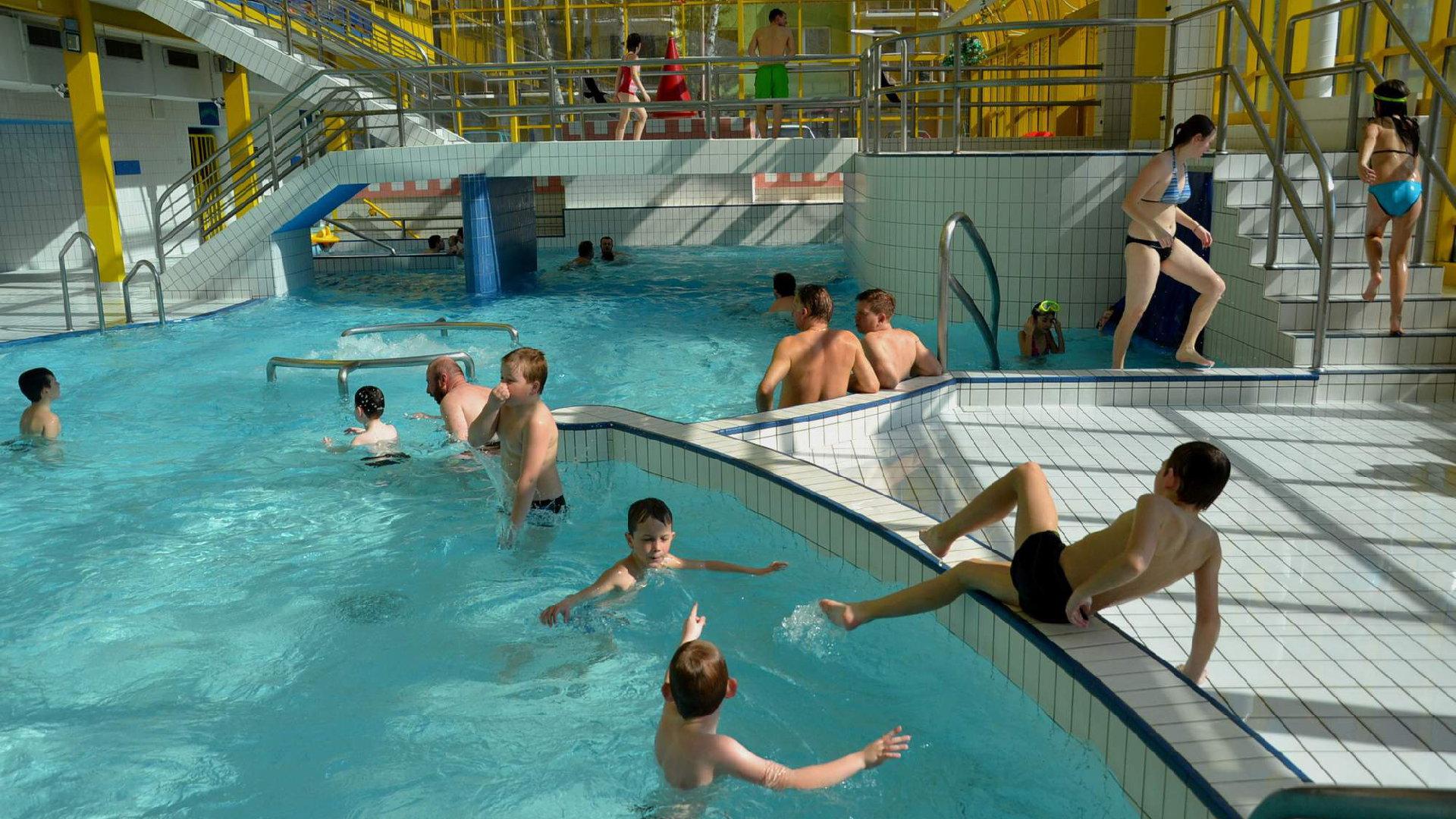 Aquapark Vyškov – Otevírací doba, ceník, webkamera