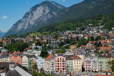 Innsbruck kompletní průvodce včetně počasí, mapy a ubytování