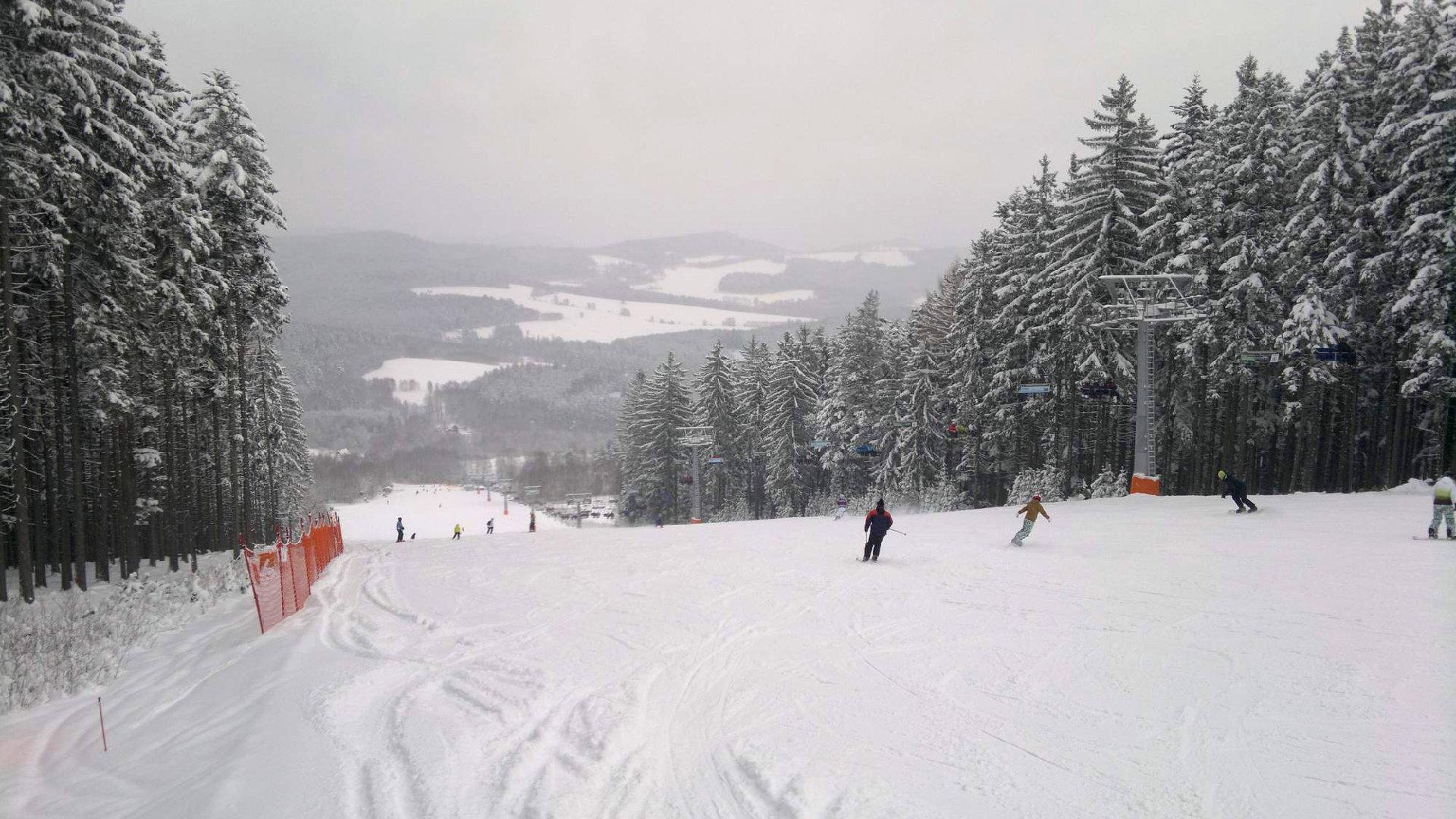 Ski Lipno nad Vltavou – Ceník, webkamera, ubytování