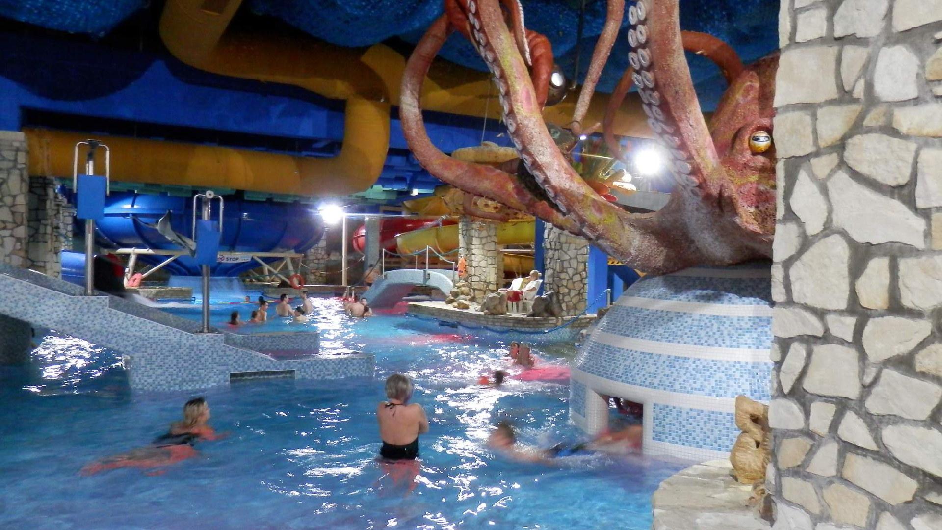 Aquapark Babylon v Liberci - Průvodce s tajnými tipy