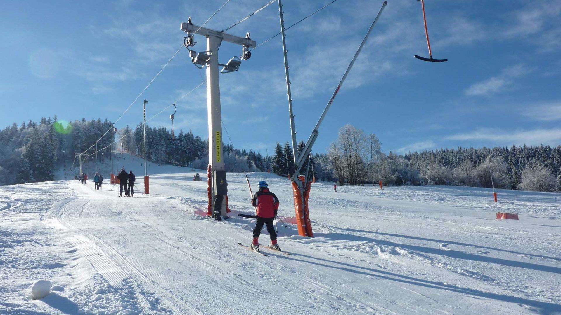 Ski Karolinka u Vsetína, otevírací doba, ceník