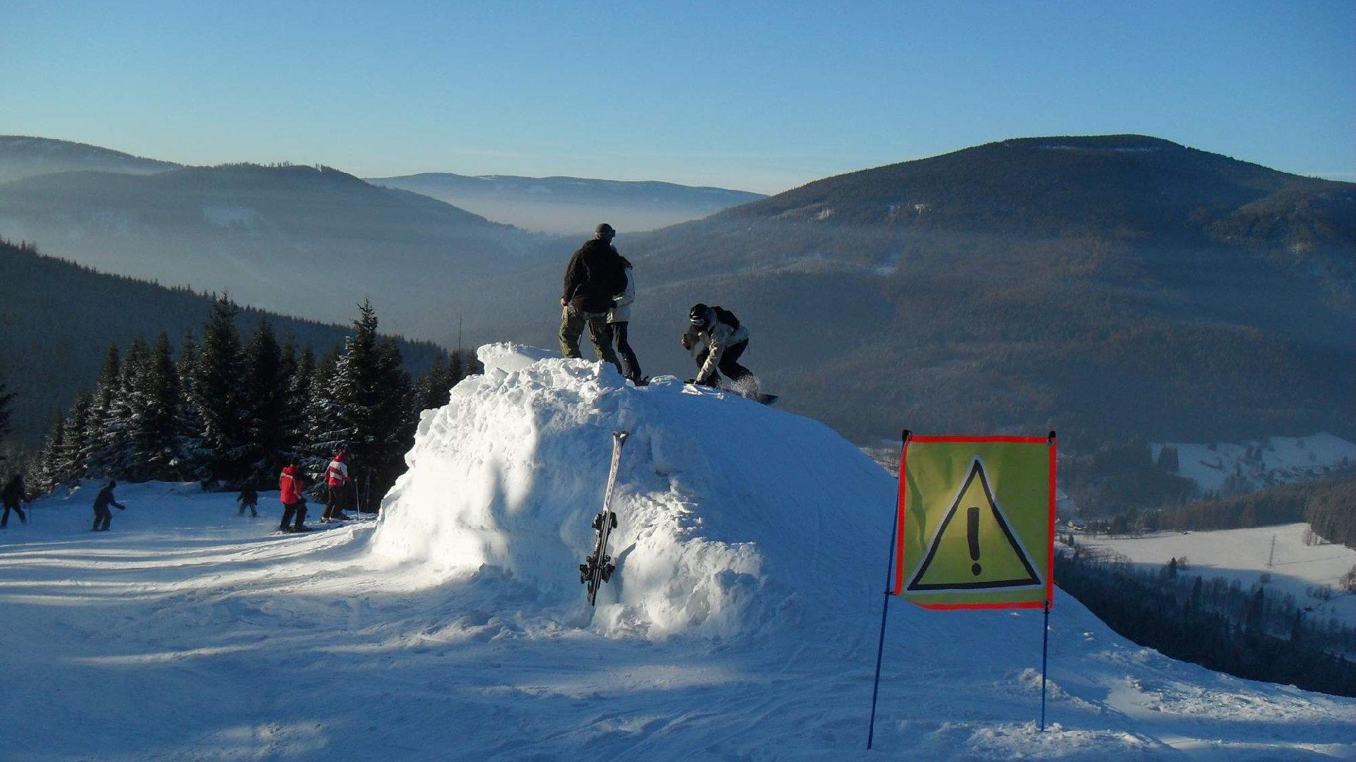 Ski Kouty nad Desnou – Kompletní průvodce včetně ceníku