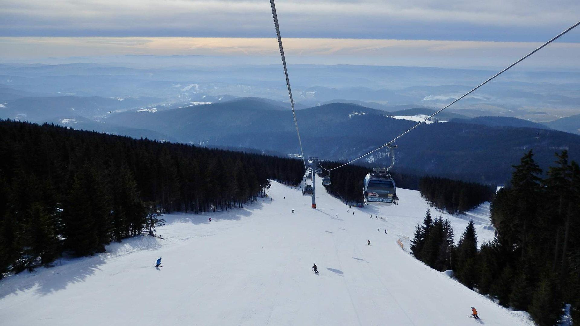 Ski Resort – Kompletní průvodce všemi 6 lyžařskými areály