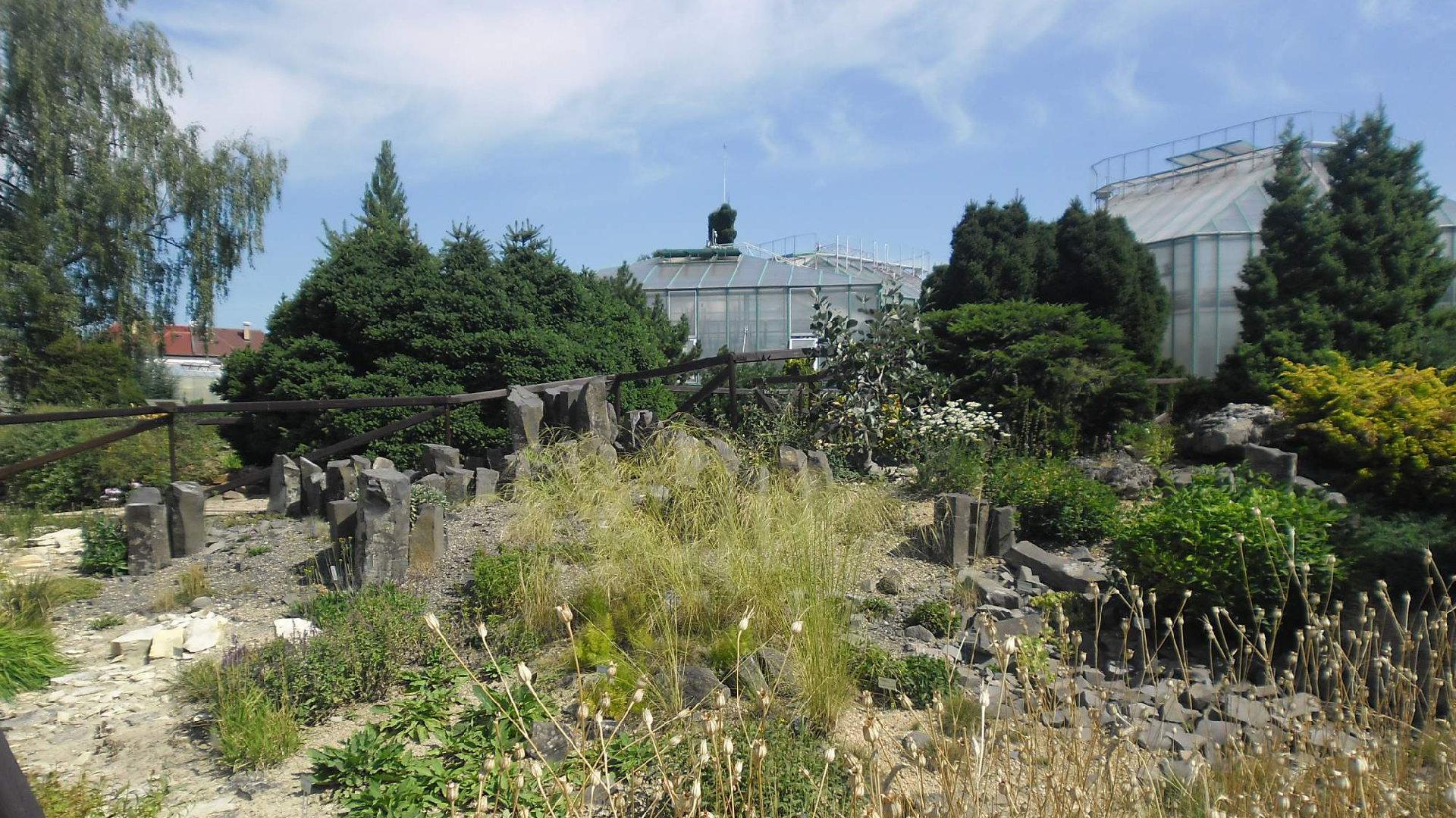 Botanická zahrada Liberec – Vstupné, otevírací doba, průvodce