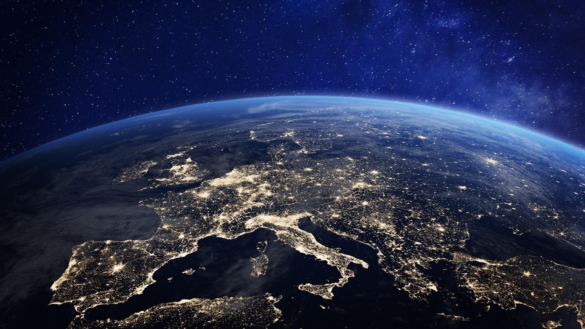 Mapy Evropy ke stažení – Výběr nejlepších map