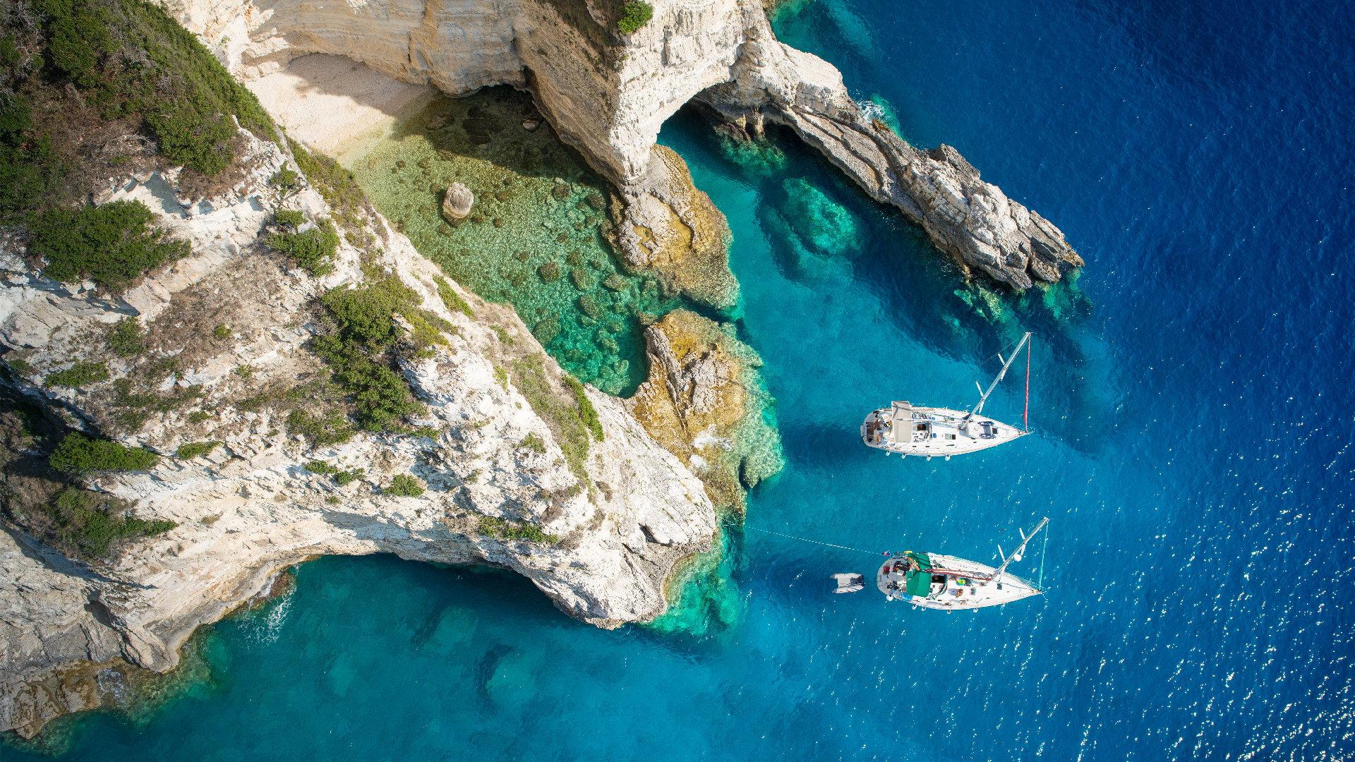 Mapy Řecka a řeckých ostrovů – Ke stažení ve vysoké kvalitě