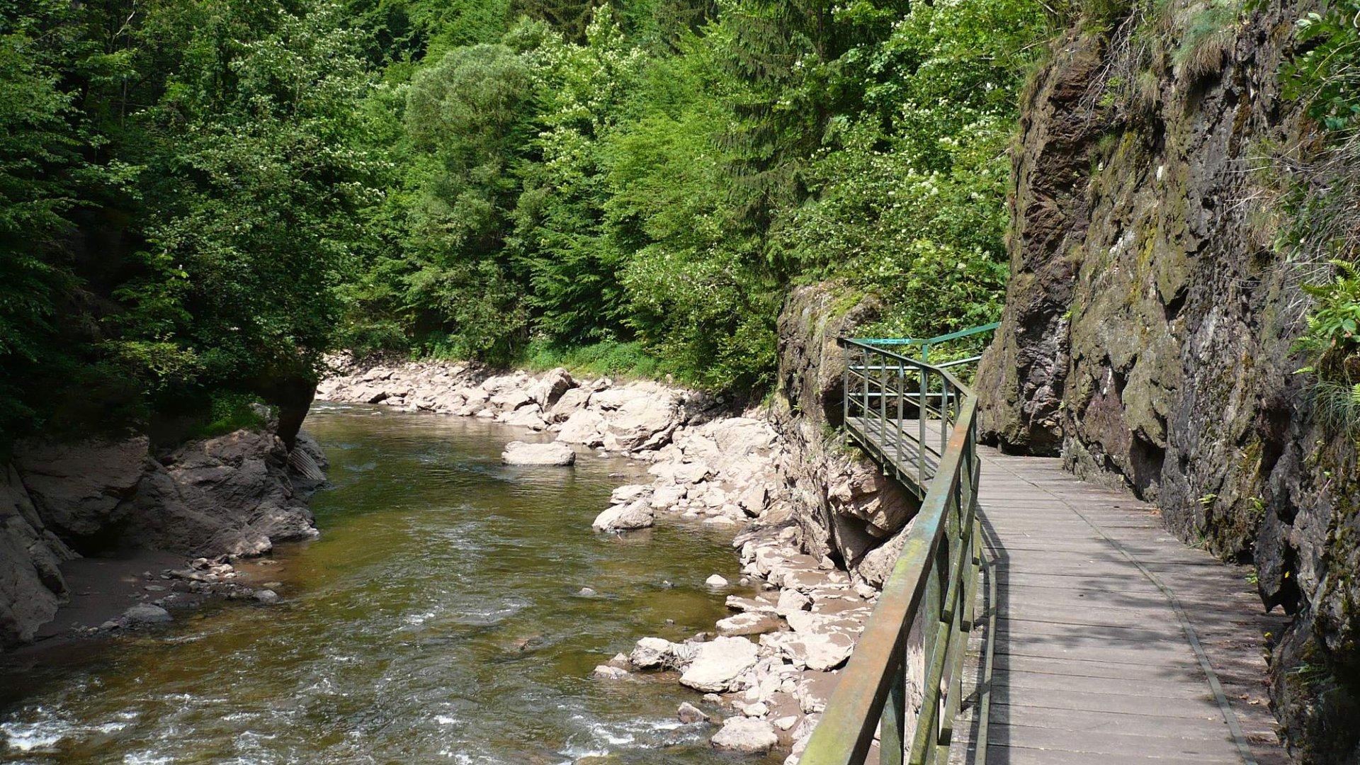 Riegrova stezka u Semil – Mapa, parkování a další praktické info