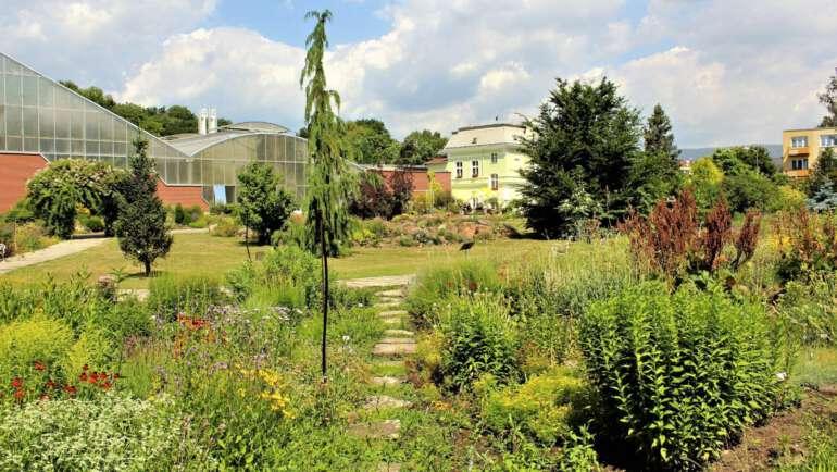 Botanická zahrada Teplice – Průvodce, vstupné, otevírací doba