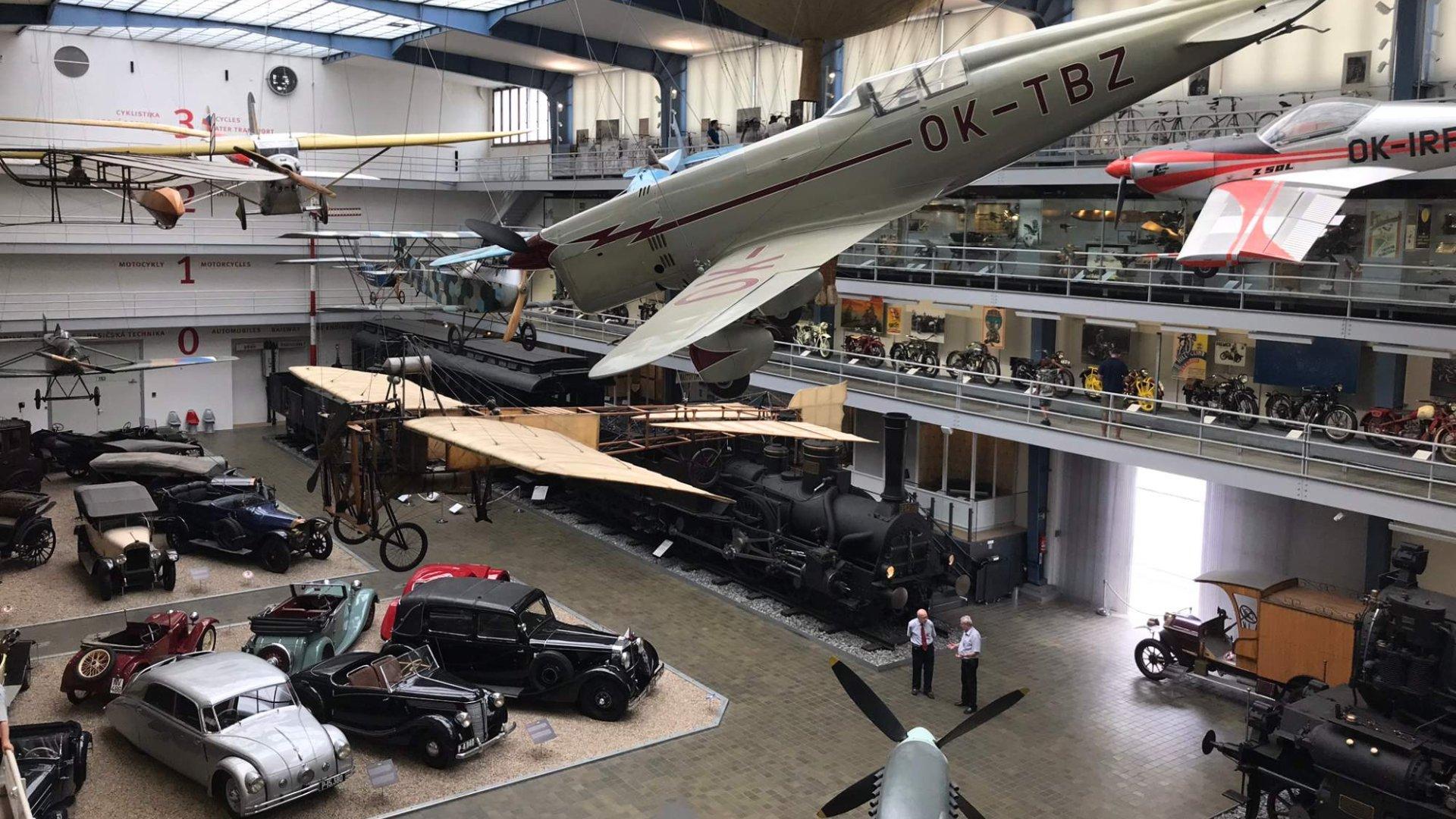 Národní technické muzeum v Praze – Vše, co potřebujete vědět