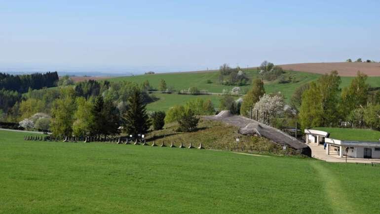 Pevnost Dobrošov – Průvodce unikátní dělostřeleckou tvrzí