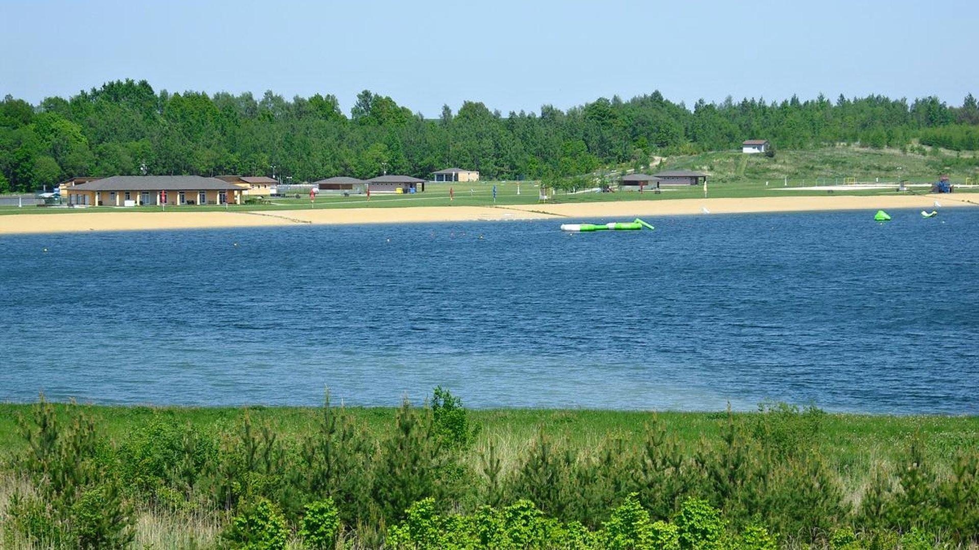 Jezero Michal u Sokolova – Skvělé koupání, naše tipy