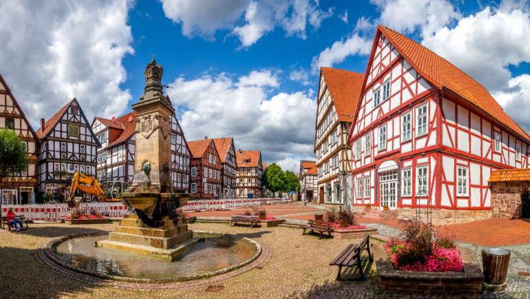 Mapy Německa – 10 nejlepších map ke stažení
