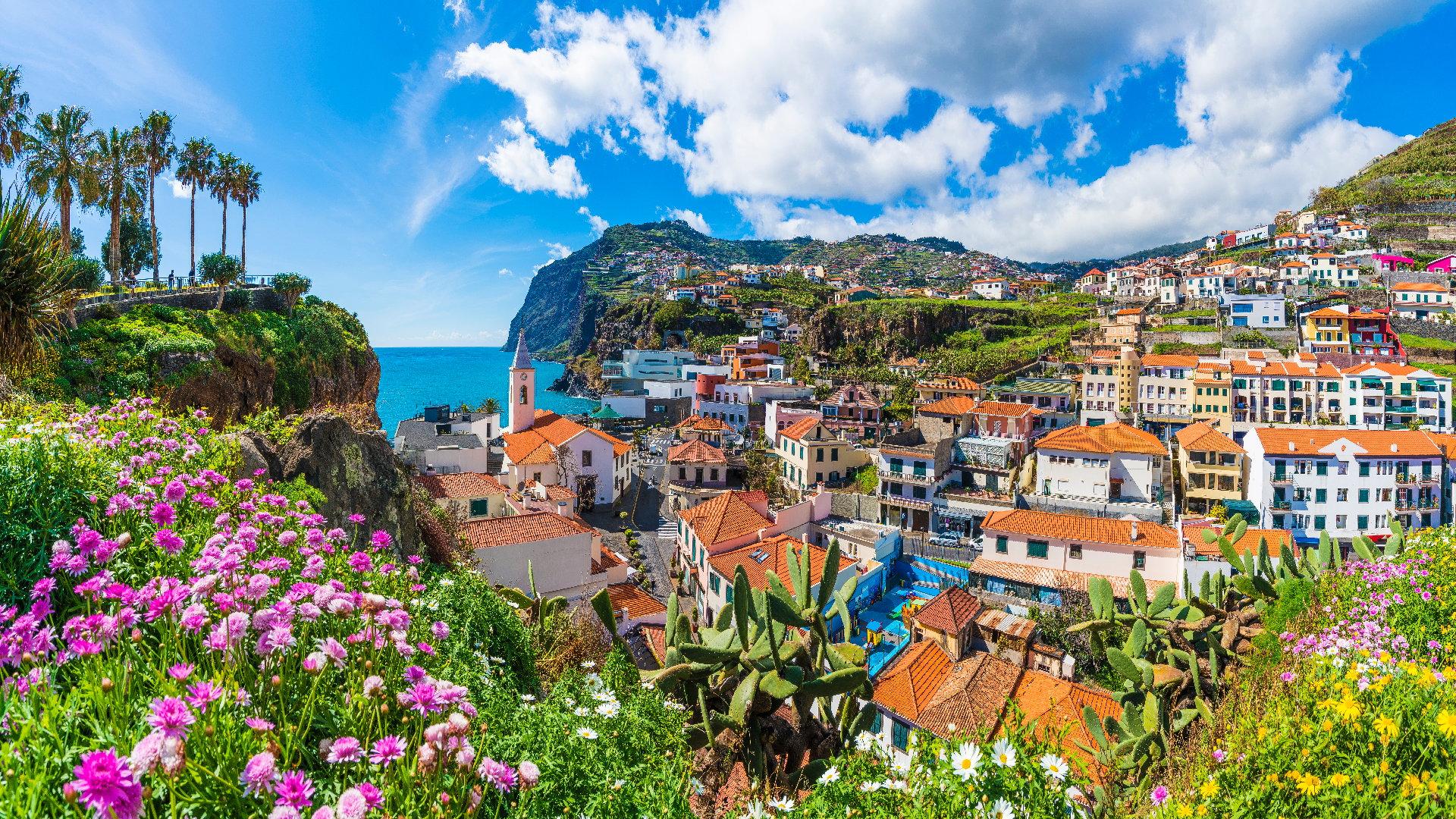Mapy Madeiry ke stažení ve vysoké kvalitě