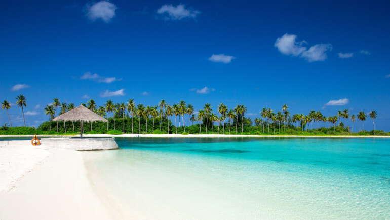 Maledivy mapa – Kvalitní mapy ke stažení
