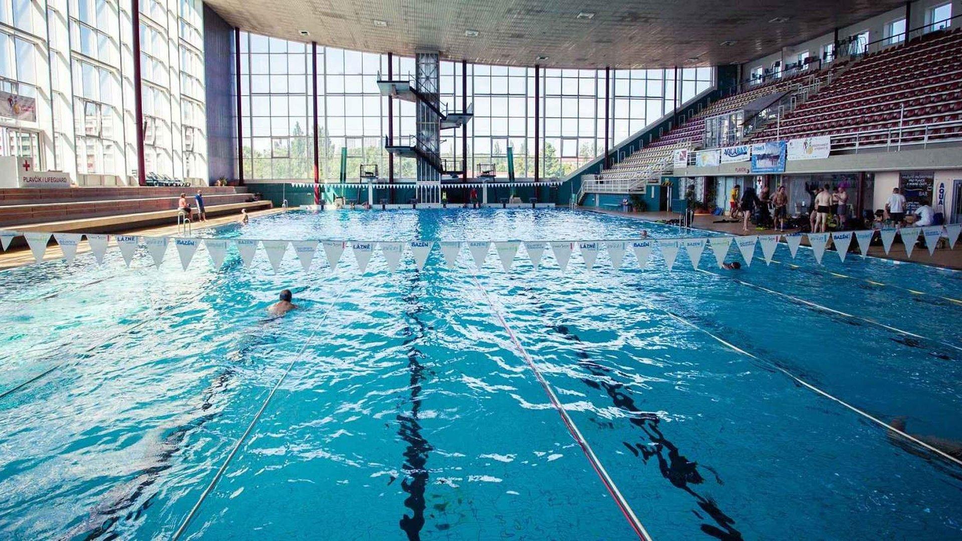 Bazén Lužánky – Průvodce plaveckým bazénem v Brně