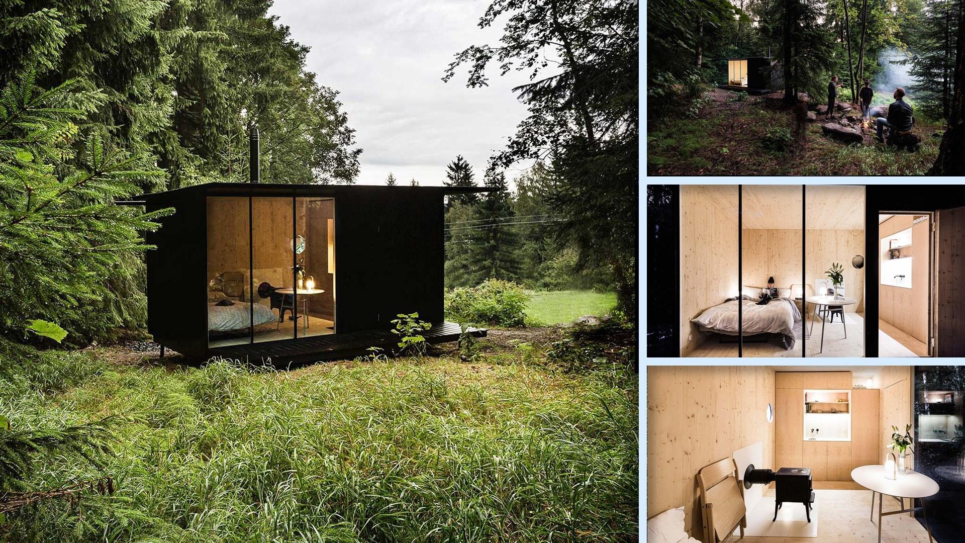 Beldov - Tiny house done Smržovka