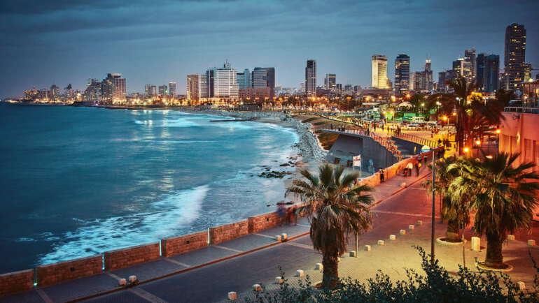Izrael mapa ke stažení – Výběr nejlepších map