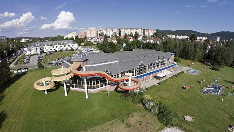 Bazén Jablonec nad Nisou – Moderní bazén, osobní recenze