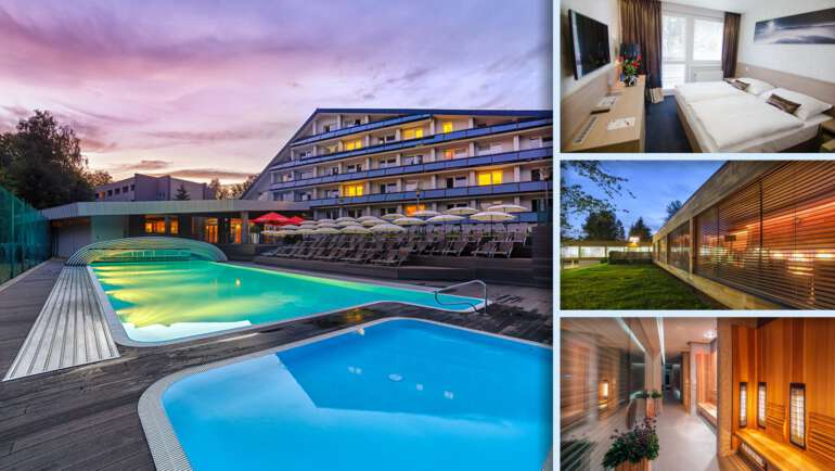 Hotel Jezerka - Velký hotel se skvělými službami