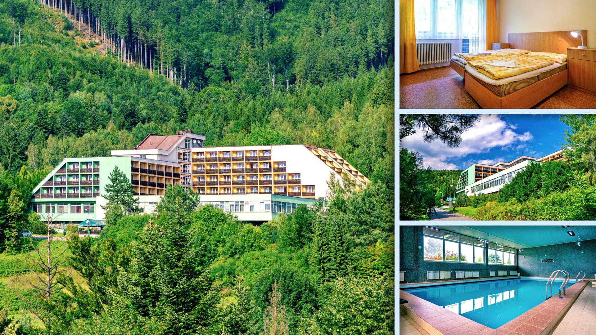 Hotel Petr Bezruč - Skvělý hotel v Beskydech s nádechem retra