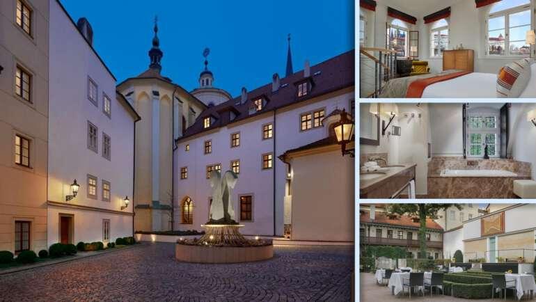 Augustine, a Luxury Collection Hotel - Luxus u Malostranského náměstí