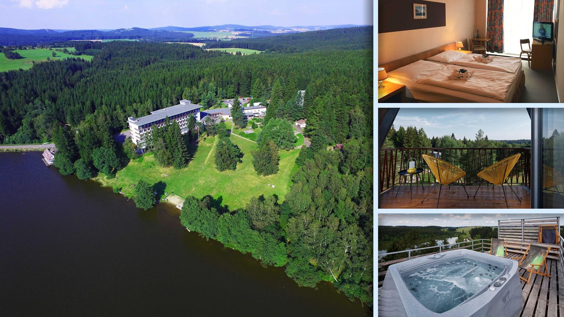 Hotel Medlov - Velký hotel, nádherné místo, ale má své ale