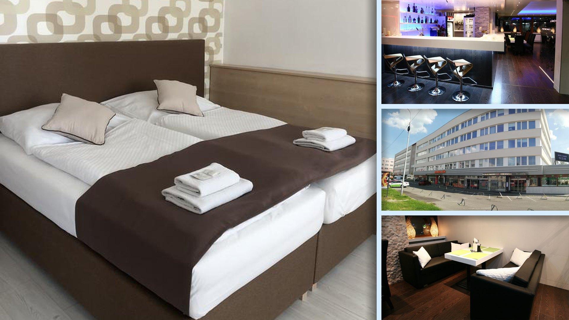 Hotel Ondráš Zlín - Překvapivě dobrý a moderní hotel v centru Zlína