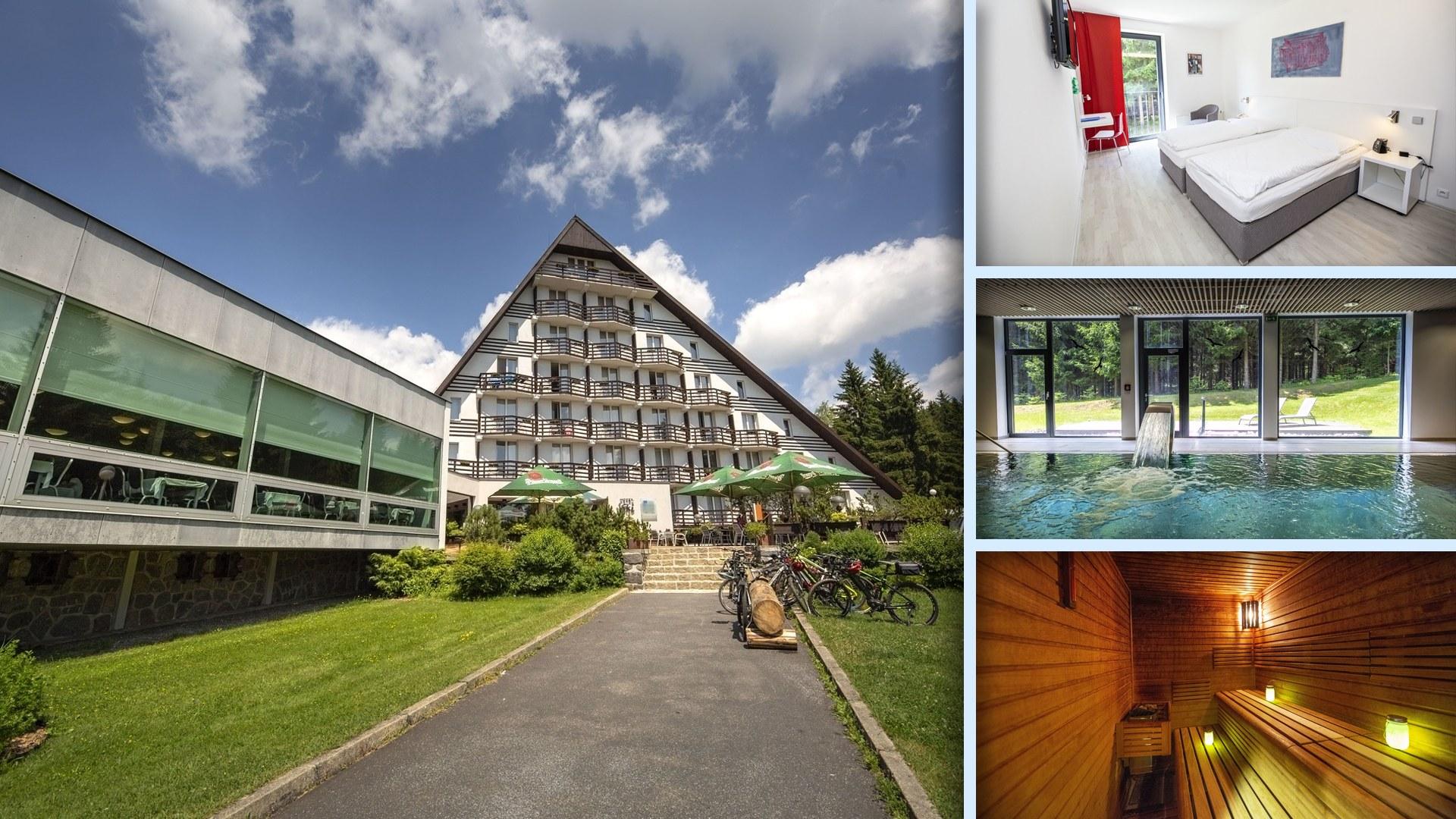 Hotel Ski na Vysočině - pro sportovce i milovníky wellness