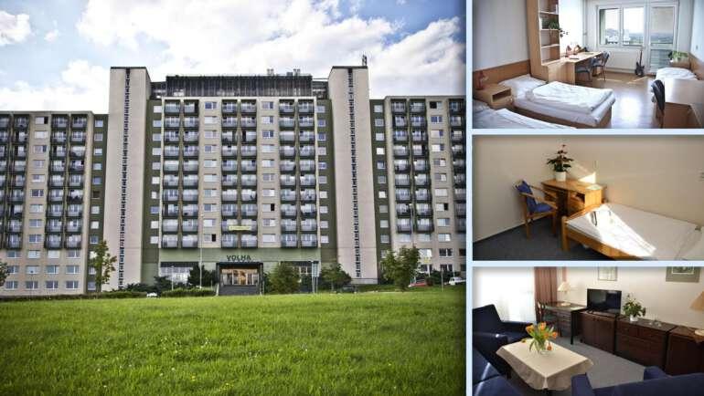 Hostel Volha - Studentská kolej na Jižním městě
