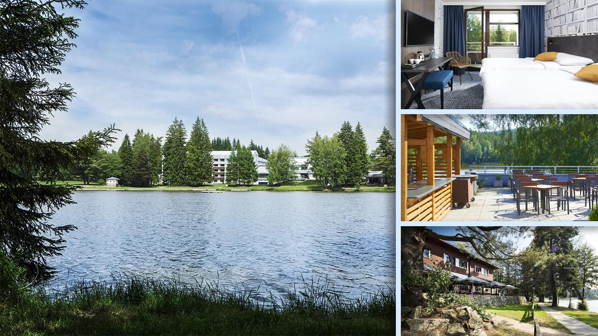 Orea Resort Devět Skal Vysočina - Vysoký standard
