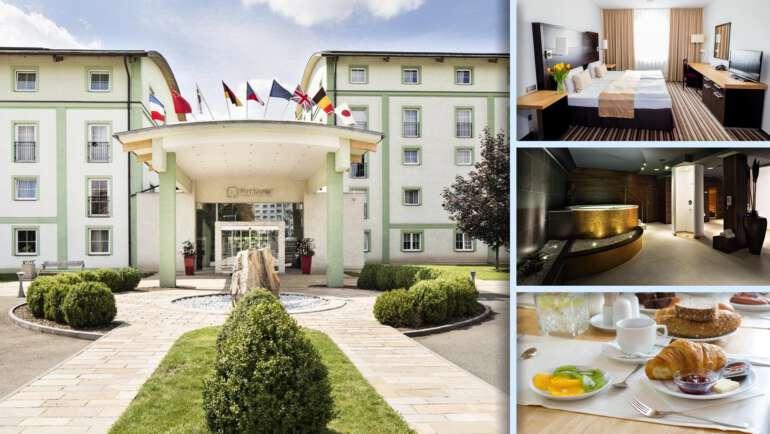Parkhotel Plzeň - Moderní hotel v klidu a zeleni se skvělými službami