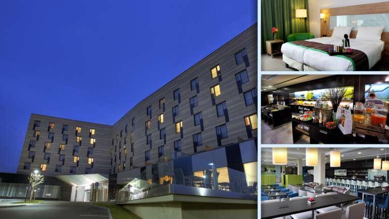 Quality Hotel Ostrava City - Moderní hotel v centru