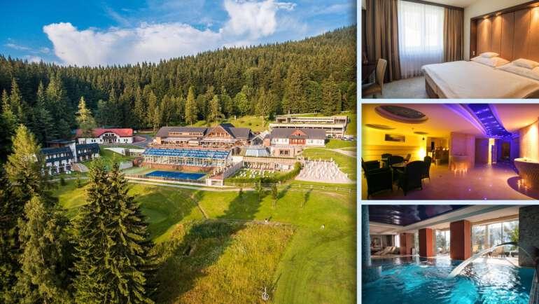 Spa hotel Lanterna - Beskydy a luxusní wellness