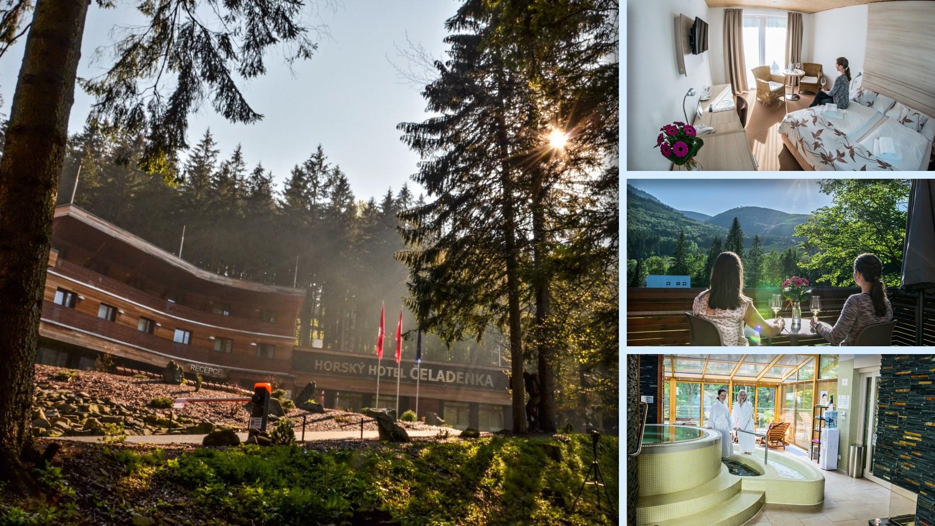 Horský hotel Čeladenka - Oceňovaný hotel v Beskydech