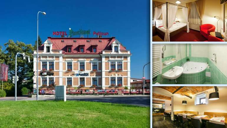 Pytloun Hotel Liberec - Vysoký standard ubytování
