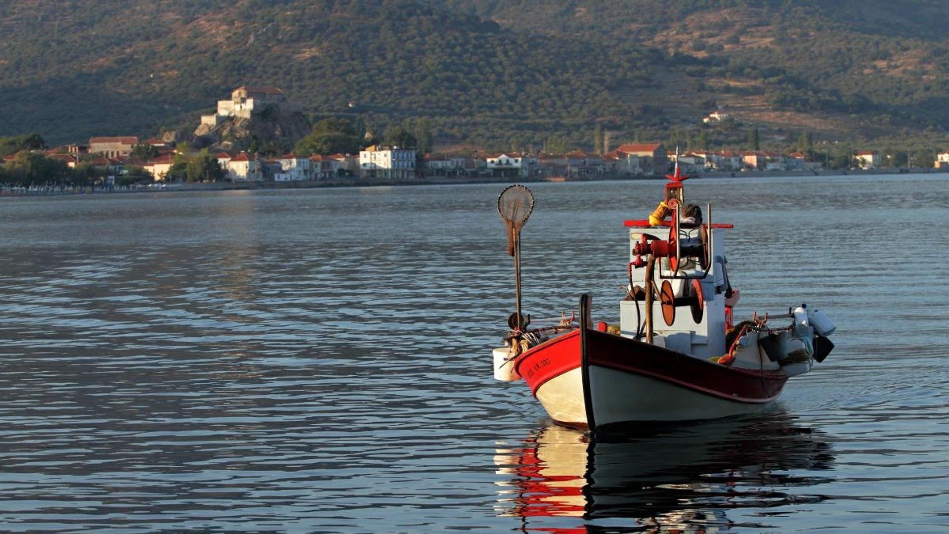 Ostrov Lesbos v Řecku – Obsáhlý průvodce na dovolenou