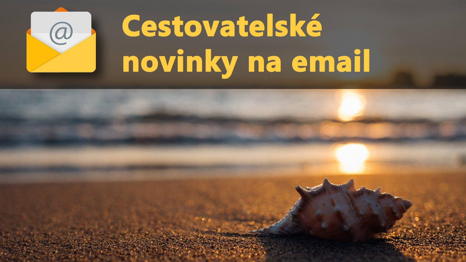 Newsletter – Posíláme výběr nejlepšího emailem