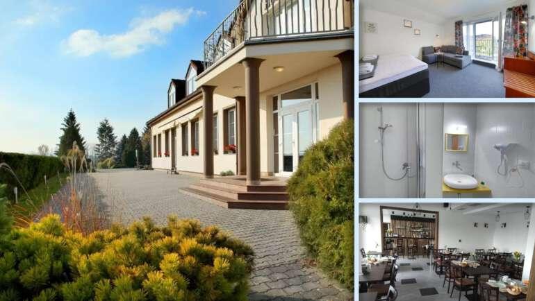 Hotel Brada - Jednoduchá dokonalost na okraji Prachovských skal