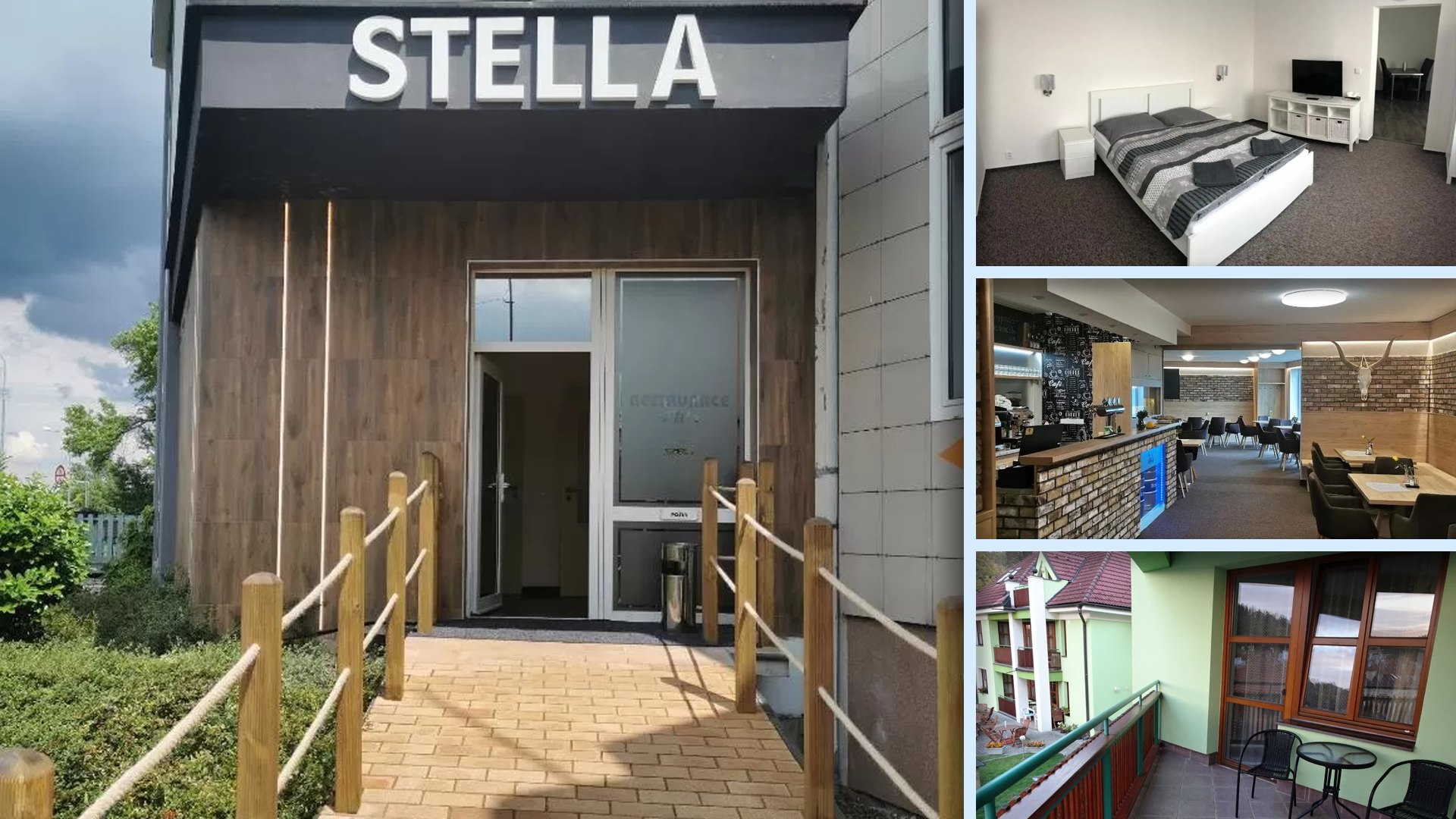 Penzion Stella - Skvělá kvalita na okraji Prostějova