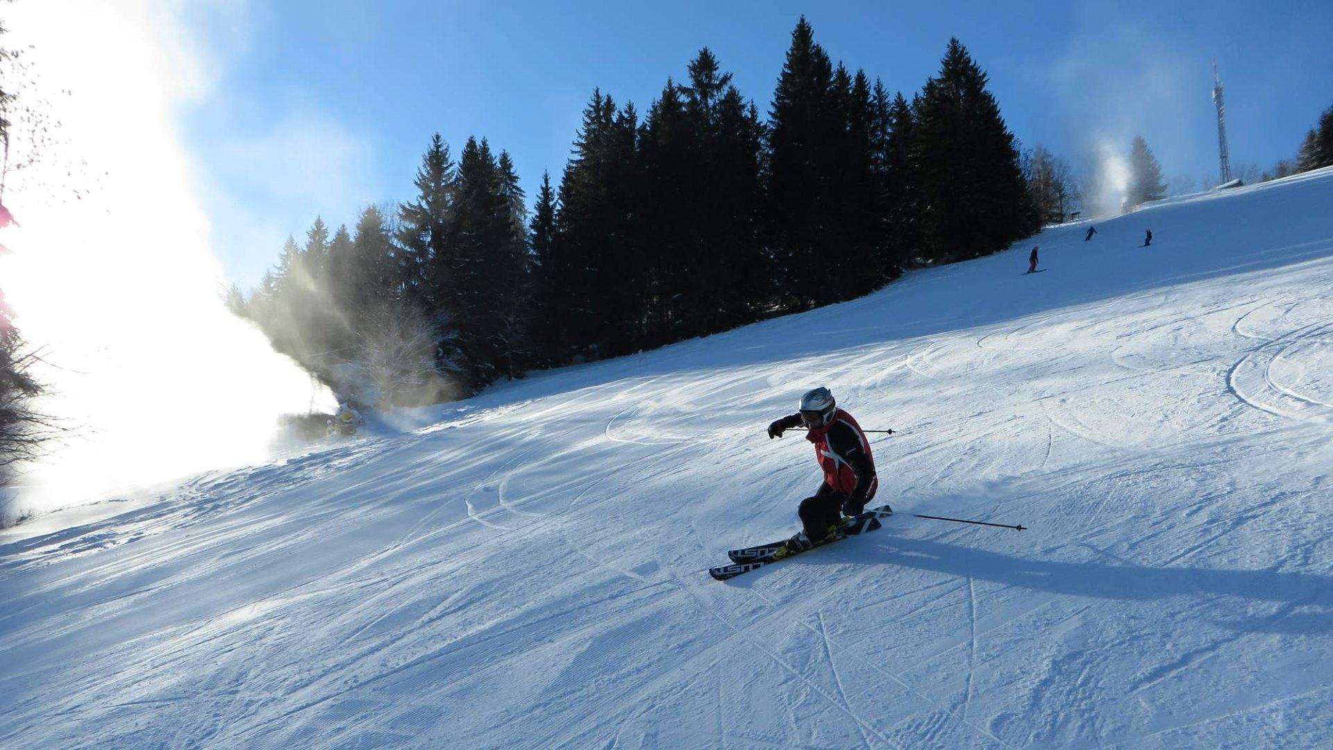 Ski Kyčerka - Průvodce skvělým ski areálem