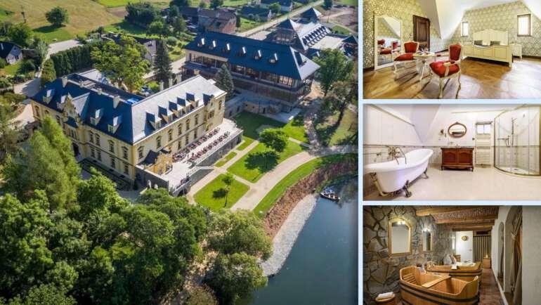 Zámecký hotel Klein - Relax v aristokratickém stylu